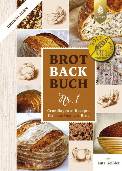 Brotbackbuch Nr.1
